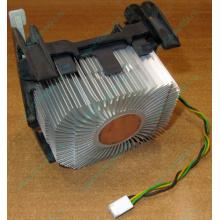 Кулер для процессоров socket 478 с большим сердечником из меди Б/У