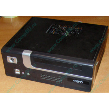 Б/У неттоп Depo Neos 230USF (Intel Celeron J1800 (2x2.41GHz) /2Gb DDR3 /500Gb /BT /WiFi /miniITX /Windows 7 Pro)