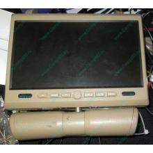 Автомобильный монитор с DVD-плейером и игрой AVIS AVS0916T бежевый