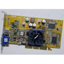 Видеокарта 64Mb nVidia GeForce4 MX440 AGP (Asus V8170DDR)