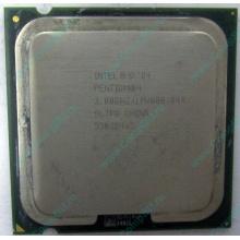 Процессор Intel Pentium-4 530J (3.0GHz /1Mb /800MHz /HT) SL7PU s.775