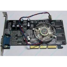 Видеокарта 64Mb nVidia GeForce4 MX440 AGP 8x