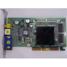 Видеокарта 64Mb nVidia GeForce4 MX440SE AGP (Sparkle SP7100)