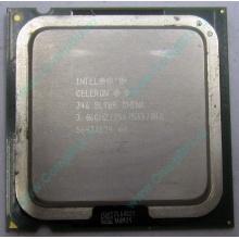 Процессор Intel Celeron D 346 (3.06GHz /256kb /533MHz) SL9BR s.775