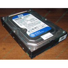 Жесткий диск 500Gb 7.2k HP 634605-003 613208-001 WD WD5000AAKX SATA