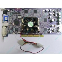 Видеокарта 128Mb nVidia GeForce Ti4200 AGP (Asus V8420 DELUXE)