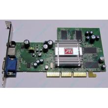 Видеокарта 128Mb ATI Radeon 9200 AGP