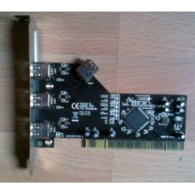 Контроллер FireWire NEC1394P3 (1int, 3ext) PCI