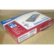 Wi-Fi адаптер D-Link AirPlusG DWL-G630 (PCMCIA)