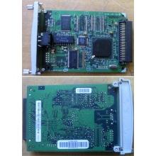Внутренний принт-сервер Б/У HP JetDirect 615n J6057A