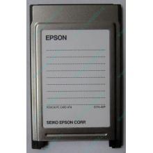 Переходник с Compact Flash (CF) на PCMCIA, адаптер Compact Flash (CF) PCMCIA Epson купить