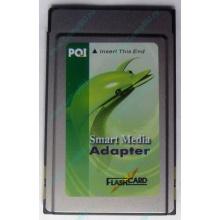 Smart Media PCMCIA адаптер PQI